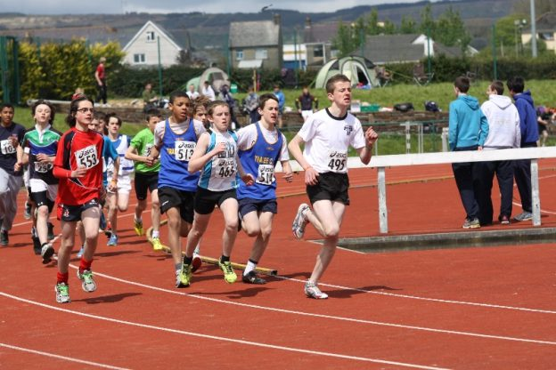 North Munster Schools Track & Field 2018